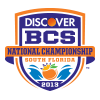 2013 BCS National Championship Game Logo