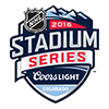 2016 NHL Stadium Series Logo