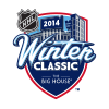 2014 NHL Winter Classic Logo