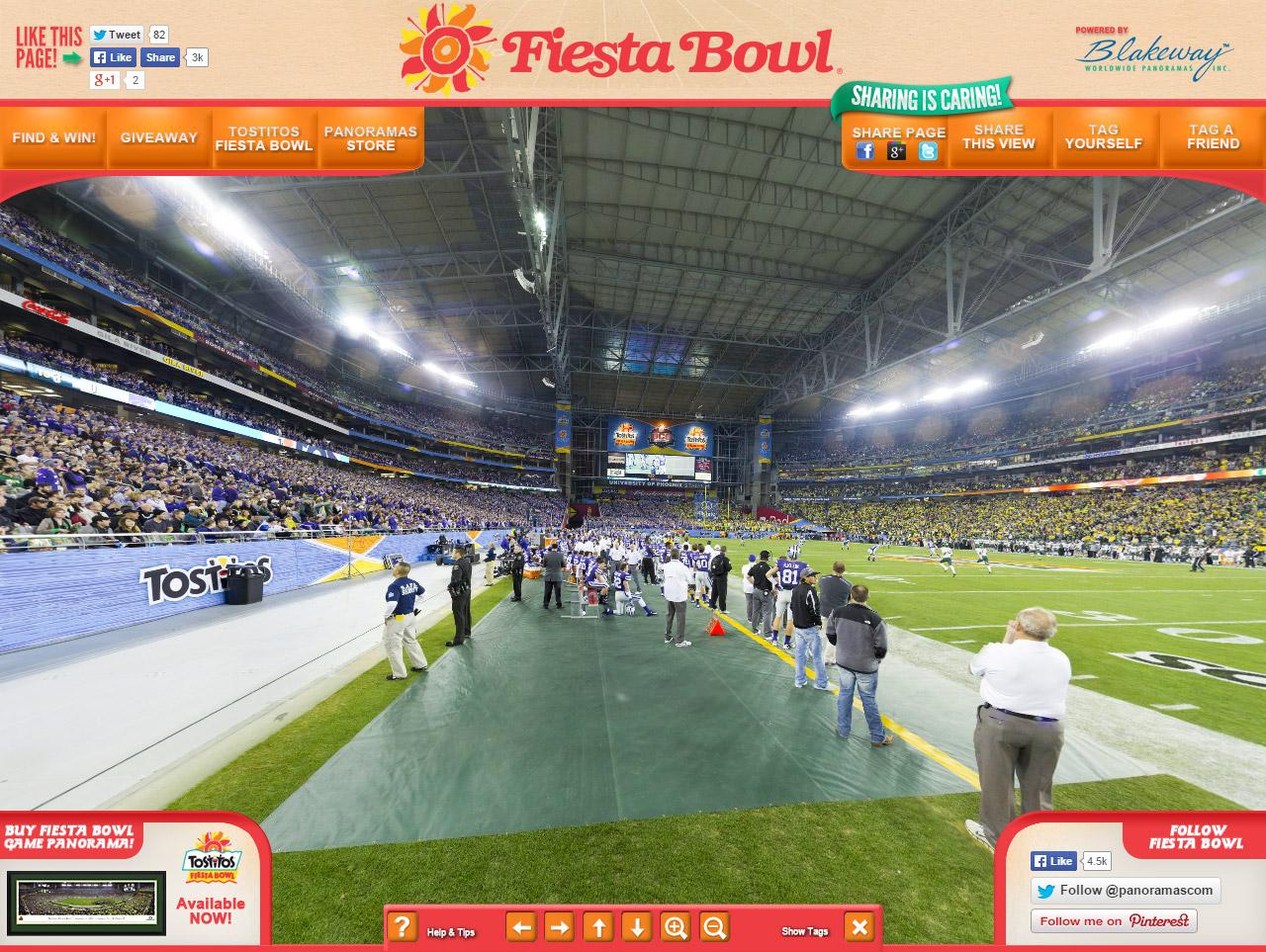 2013 Fiesta Bowl