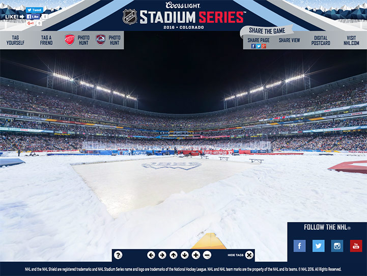 2016 NHL Stadium Series