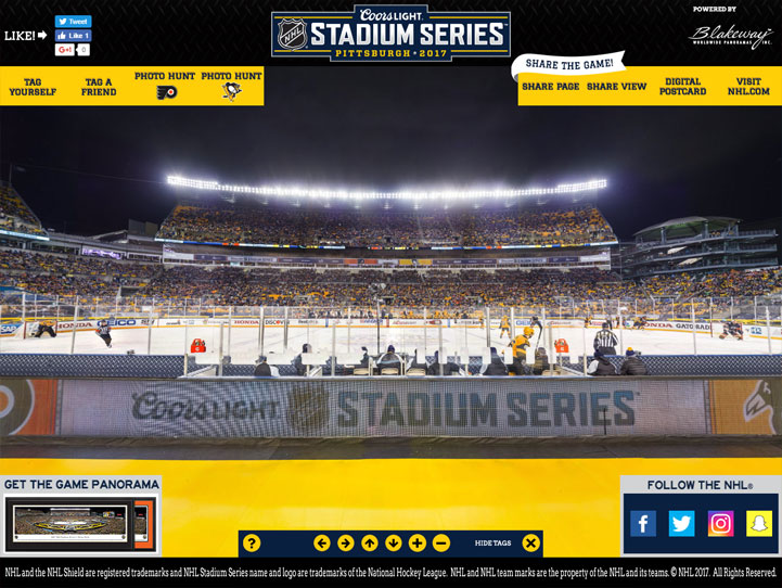2017 NHL Stadium Series
