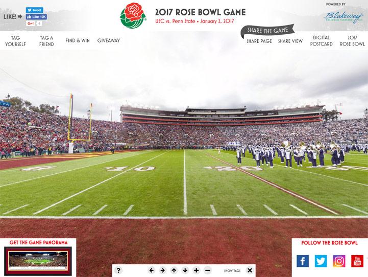 2017 Rose Bowl