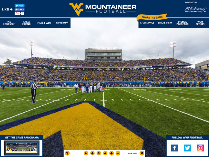 WVU Mountaineers